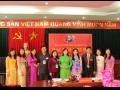 Đại hội Chi bộ khoa Lý luận Mác - Lênin, tư tưởng Hồ Chí Minh nhiệm kỳ 2015-2017