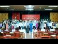 Lớp bồi dưỡng kiến thức khoa học - thông tin - tư liệu do Học viện Chính trị quốc gia Hồ Chí Minh tổ chức