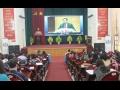 ĐẢNG BỘ TRƯỜNG CHÍNH TRỊ TỈNH PHÚ THỌ TỔ CHỨC HỘI NGHỊ HỌC TẬP NGHỊ QUYẾT ĐẠI HỘI ĐẠI BIỂU TOÀN QUỐC LẦN THỨ XIII CỦA ĐẢNG