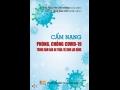 Giới thiệu sách mới! CẨM NANG PHÒNG, CHỐNG COVID-19  TRONG ĐẢM BẢO AN TOÀN, VỆ SINH LAO ĐỘNG