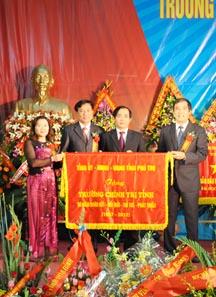 Lễ kỷ niệm 55 năm ngày thành lập trường