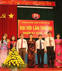 BCH Đảng bộ nhiệm kỳ 2015 - 2000